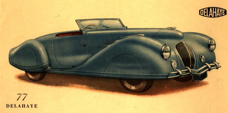 1939 Delahaye 77