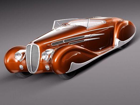 1939 Delahaye T165 1939