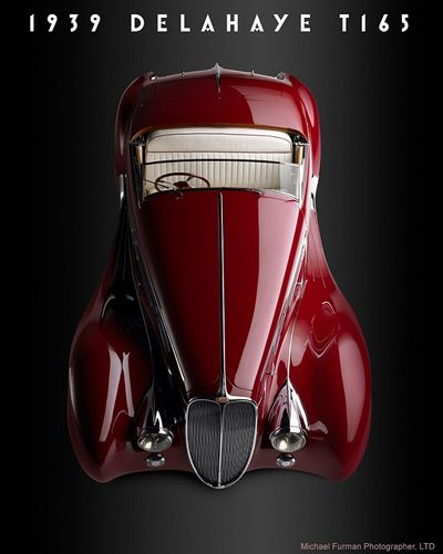 1939 Delahaye T165