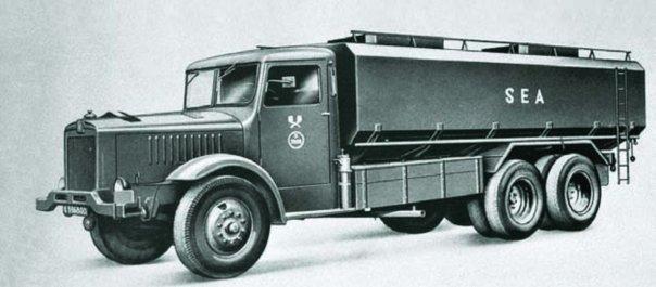 1940 Willeme R-15, 6x6
