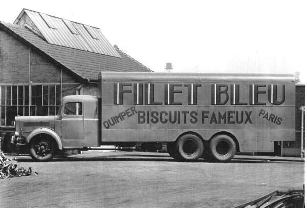 1945 WILLEME R15 6x2