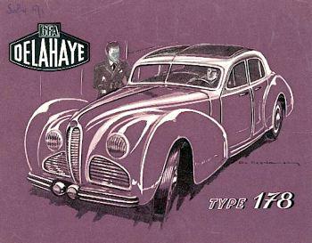 1947 Delahaye 178