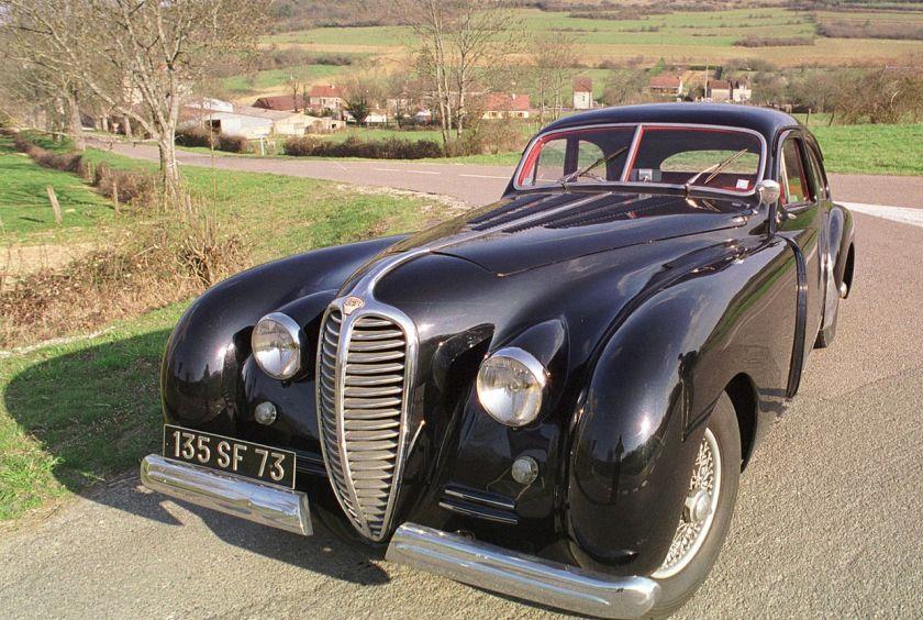 1948 Delahaye 135 Cascogne dub7