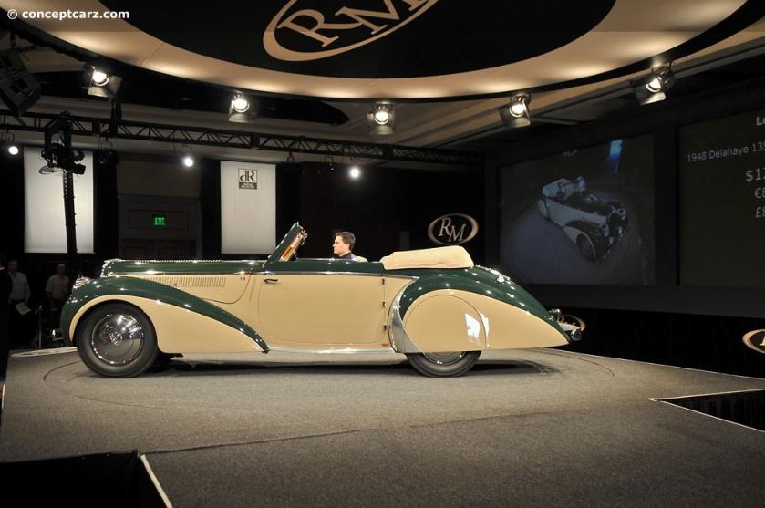 1948 Delahaye 135 M (135M)