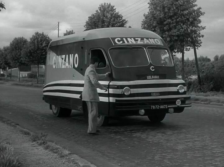1948 Delahaye 163 Cottard Geo Ham
