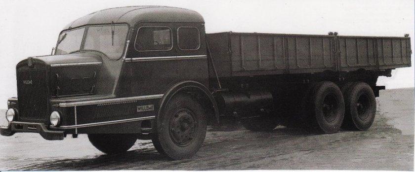 1948 WILLEME K158 B, moteur 6 cyl, 150 cv j