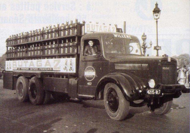 1948 WILLEME R15 neuf La maison BUTAGAZ