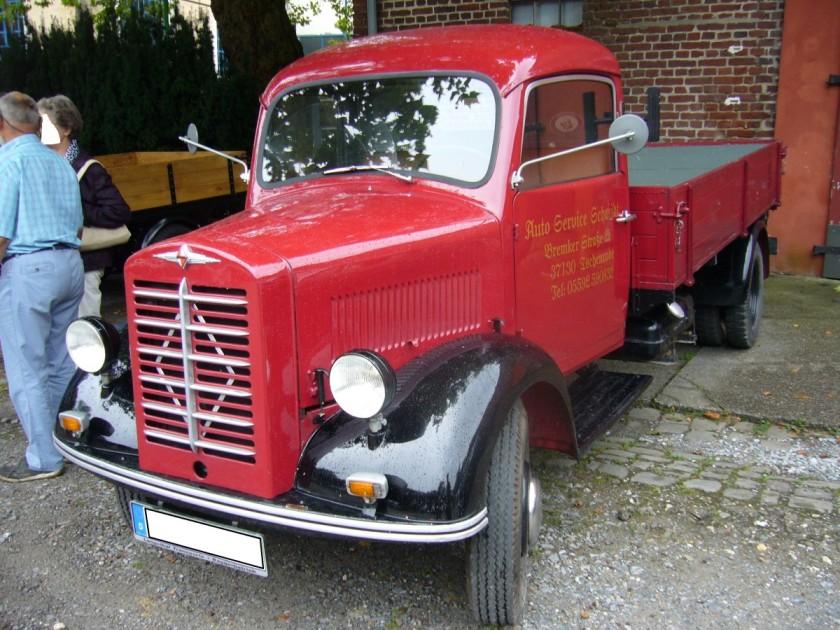1949-52 borgward b-1250-pritschenwagen