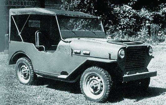 1949-53 Delahaye-182 Delta, 4x4