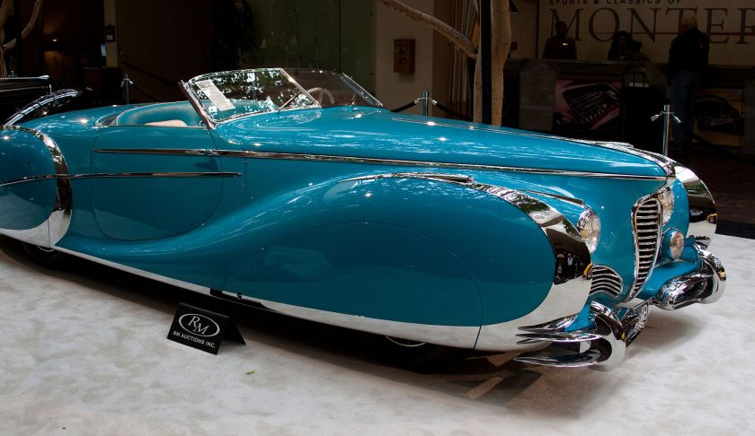 1949 Delahaye 175S Roadster