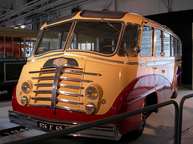 1949 Delahaye D1630 Autocar a