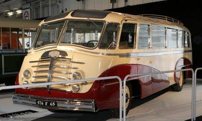 1949 Delahaye D1630 Autocar