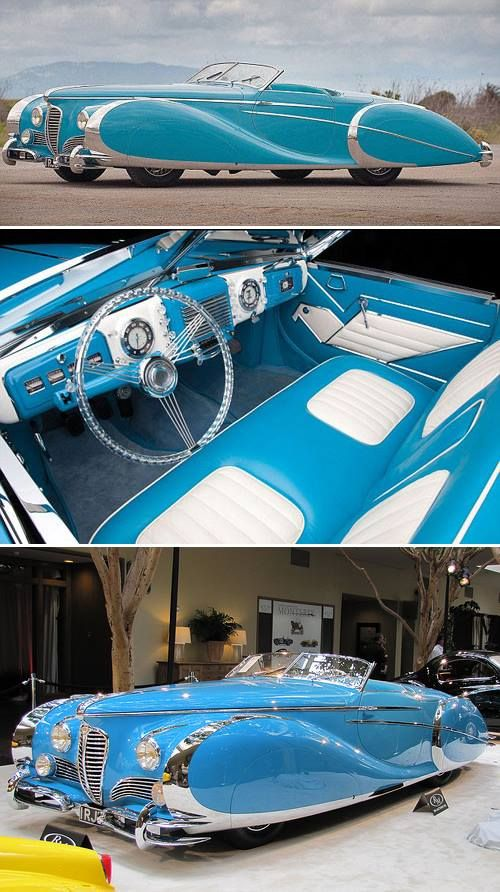 1949 Delahaye Type 175 Roadster