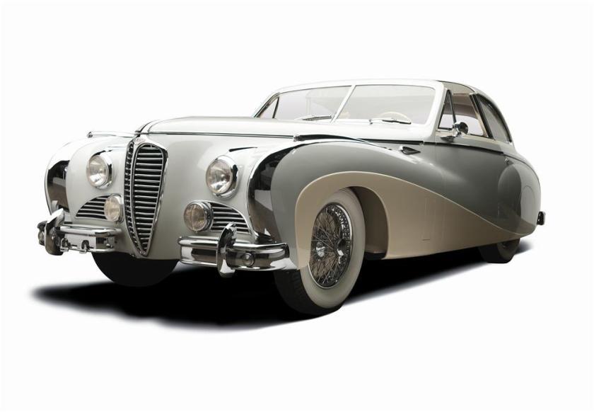 1949 Delahaye Type 175 Saoutchik Coupe de Ville c
