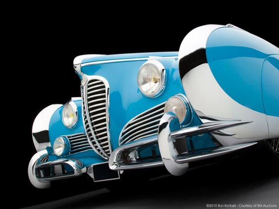 1949 Saoutchik Delahaye 175S Roadster fr
