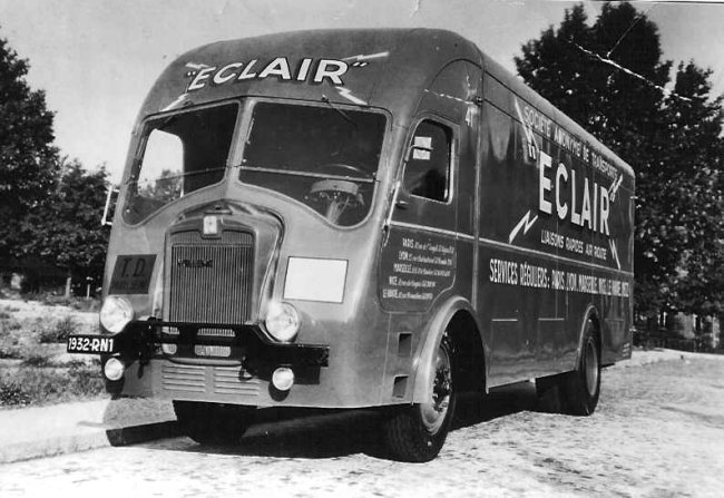 1949 Willème Eclair