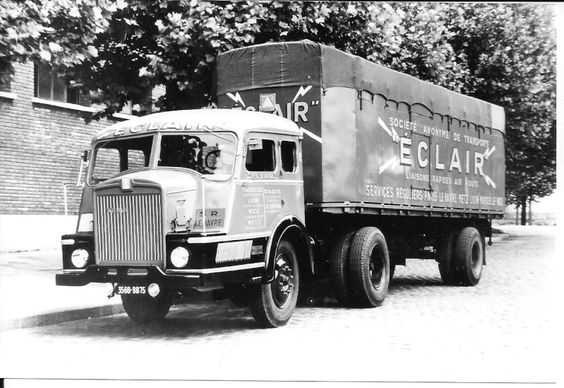 1949 WILLEME DU Truck Eclair