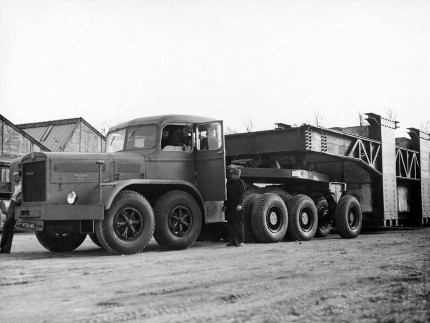 1949 Willeme w200 Scari FACE
