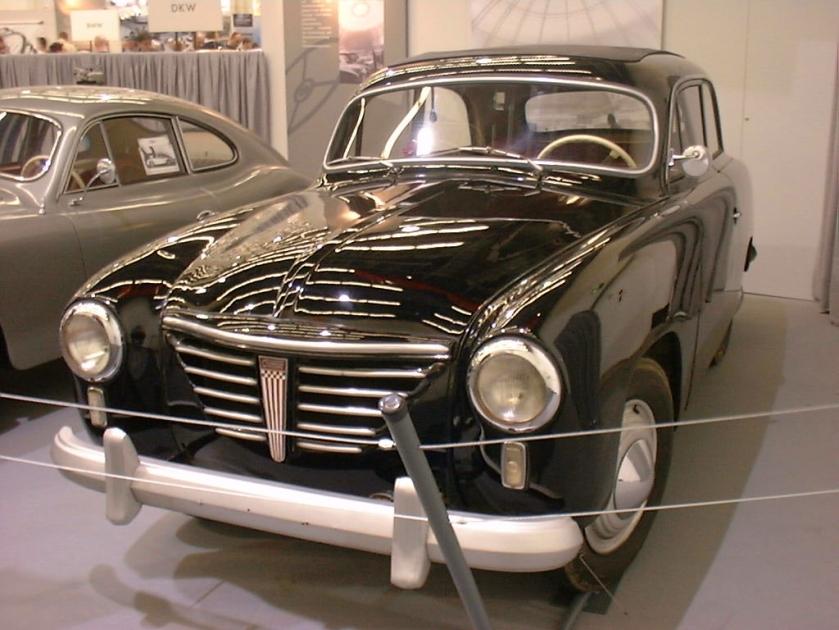 1950-56 Goliath GP700 (1950-56)