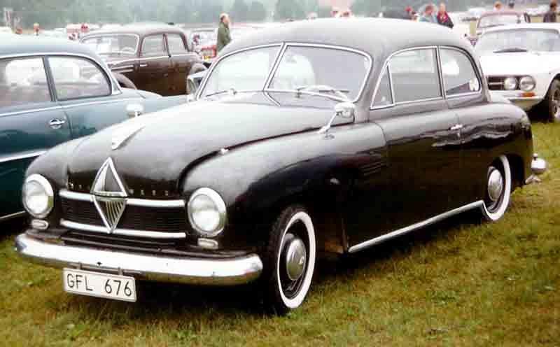 1950 Borgward Hansa 1500