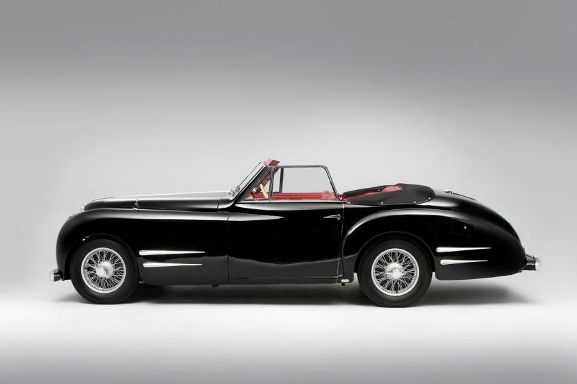 1950 Delahaye 135M Franay