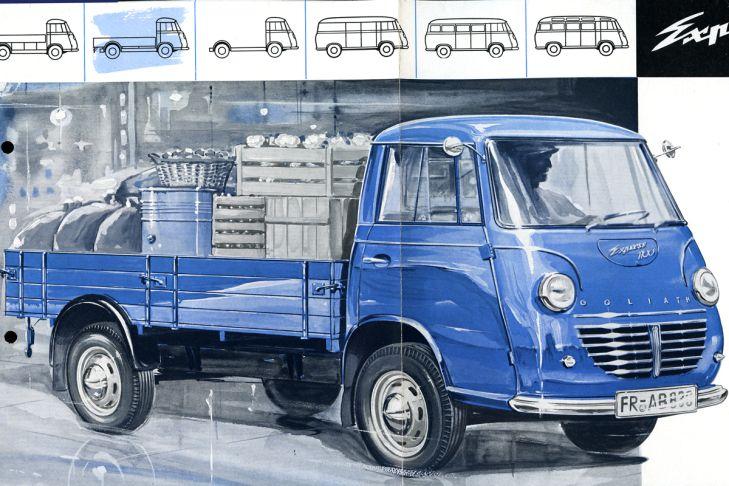 1950 Goliath Express-1100ad