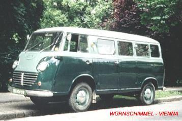 1950 Goliath GExpBus1100
