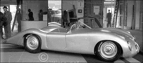 1951 Borgward 1500