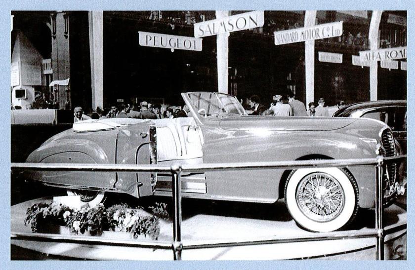 1951 Delahaye 175S Franay