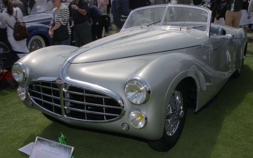 1951 Delahaye 235 Saoutchik Cabriolet