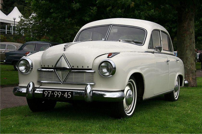 1952-54 Borgward Hansa 1800
