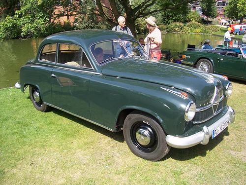 1952-55 Borgward Hansa 1800