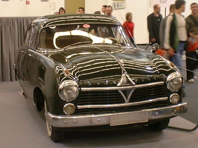 1952-55 Borgward-Hansa 2400