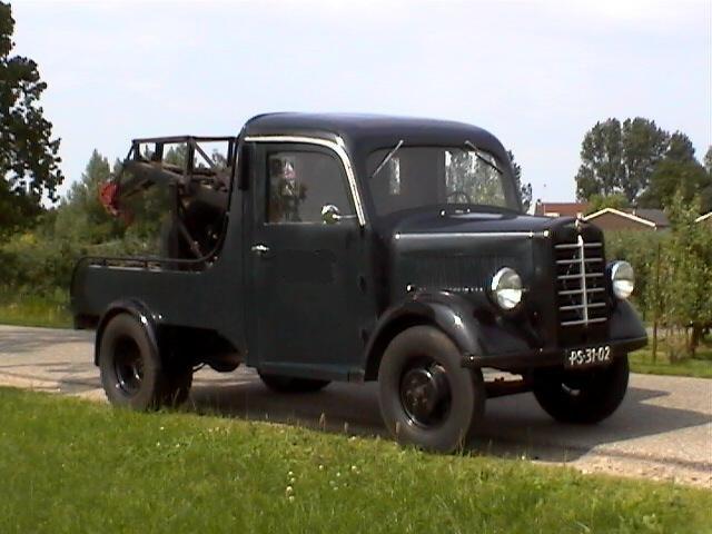 1952 Borgward B1250-1