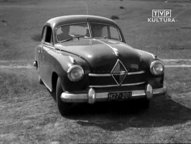 1952 Borgward Hansa 1800 D
