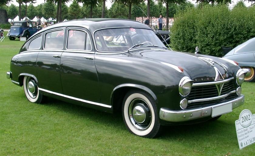 1952 Borgward Hansa 2400 Limousine