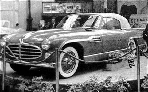 1952 Delahaye 235-letourneur-marchand