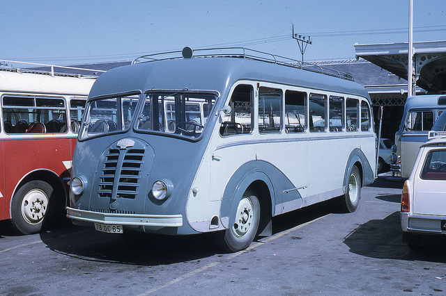 1952 Delahaye Lourdes