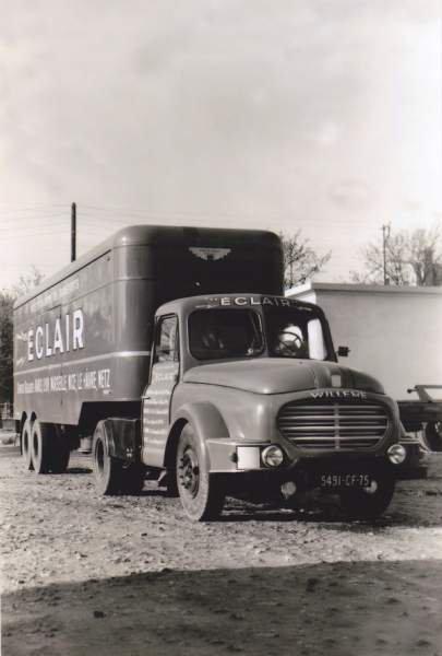 1952 Willème LC 610 75