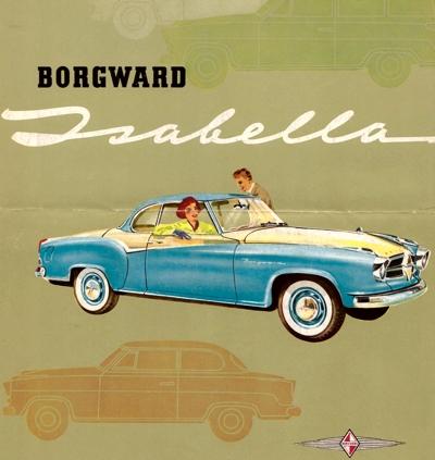 1953 borgward isabella 2