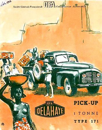 1953 Delahaye 171