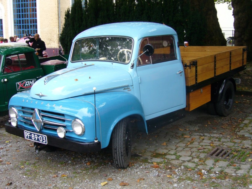 1954-60 Borgward B 1500 Pritschenwagen