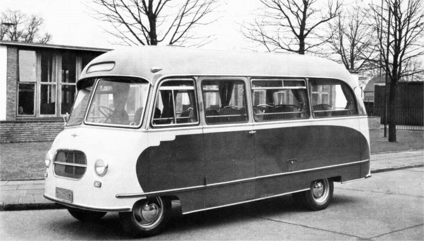 1954 Borgward b1500-omnibus