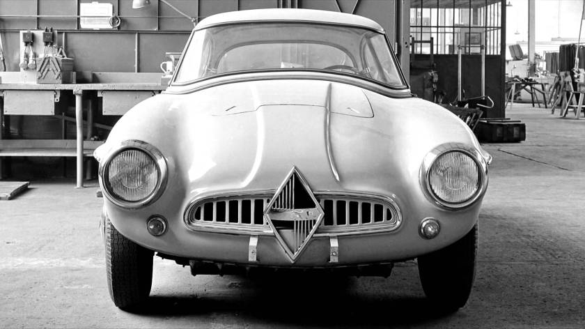 1954 Borgward Hansa 1500 Sport Coupé