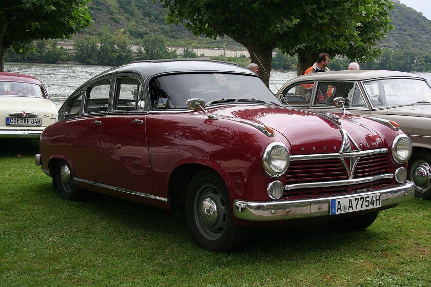 1954 Borgward Hansa 2400