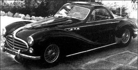 1954 Delahaye 235-chapron-saoutchik