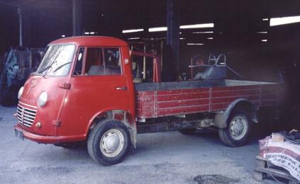 1954 Goliath Rot