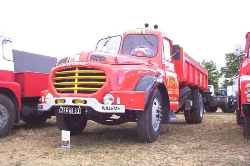 1954 Willeme lc 610 n Belgique