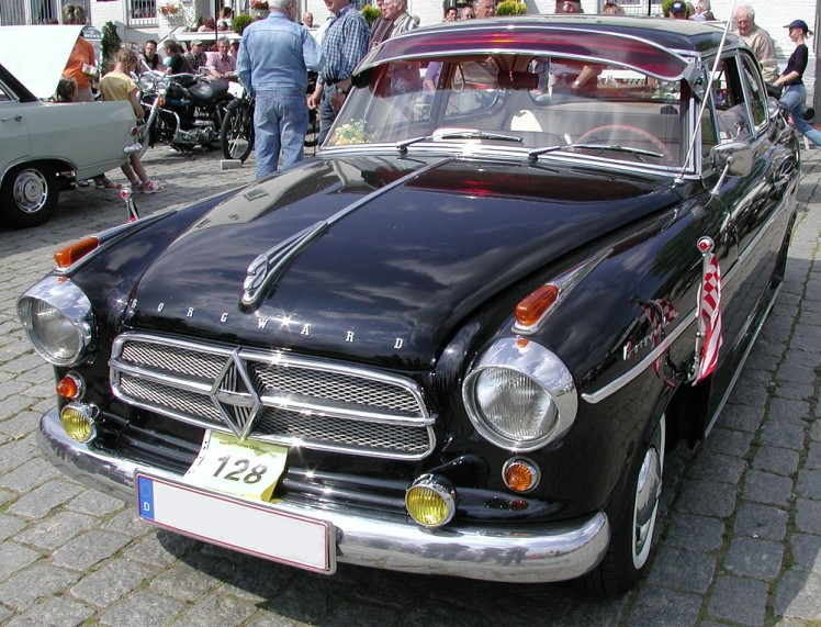 1955-61 Borgward-Isabella-TS deluxe