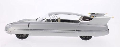 1955 Borgward 1500 Traumwagen, silver